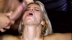 Cheating wife Mrs L Starr gets her tight asshole filled with meat