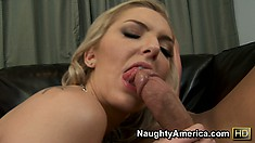 Taylor Tilden Loves The Feeling Of Thick Dicks In Her Tight Vaginal Entrance