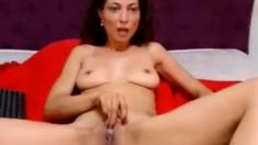 Sexy milf masturbate