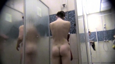Amateur Mature Shower Fun