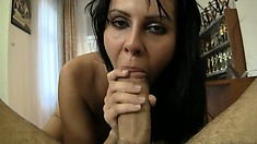 Her Adorable Tits Bounce And Shake As She Rides That Dick With Fervor And Excitement