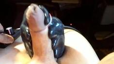 Nobra Milking Toy (uncut phimosis cock)
