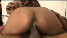 Modest Bitch With Curly Hair Gets Desired Cunnilingus And Cums Hard