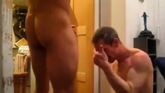 Short Clip Of Being Fucked Hard By Daddy And Seed Showering