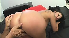 Athletic Babe Chayse Evans Is In Need Of A Hard Shaft Pounding Her Wet Pussy Deep