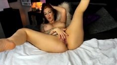 Morgan American Hot Mature Spanking Pussy and Talking Dirty