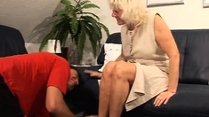 Small Youngster Banged By An Mature Boy