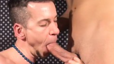 Horny young twink loves the feeling of his asshole being taken